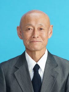 角井英明氏