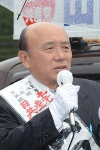 山口久男候補