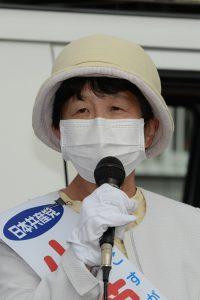小菅康子候補