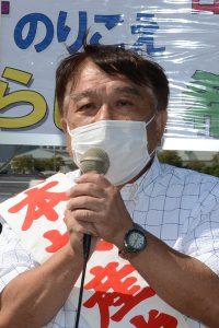 藤田まさお候補